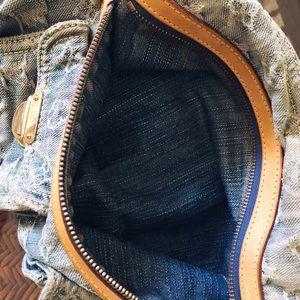 Louis Vuitton Bags - Louis Vuitton Denim Baggy PM Bag